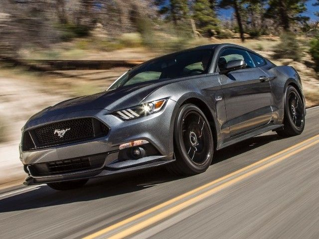 2015 Mustang GT with the Performance Package