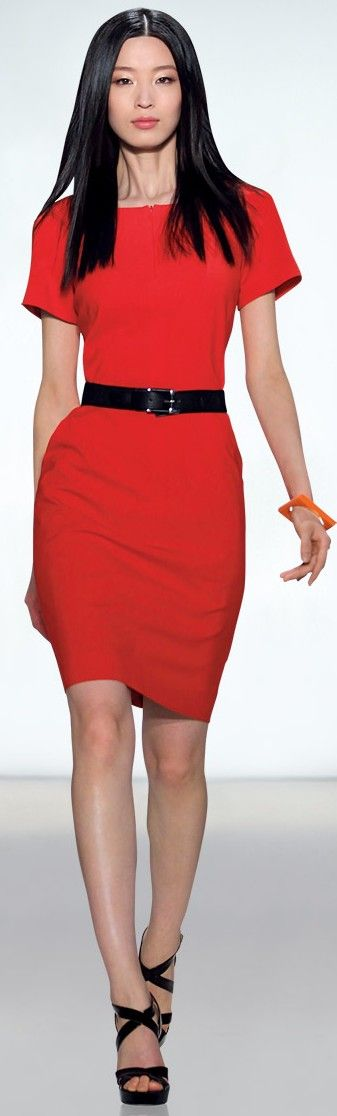 #Carlisle spring 2013 ?? | Keep the Glamour | BeStayBeautiful  Office clothes #2dayslook #fashion #new #nice #Officeclothes  www.2dayslook.com