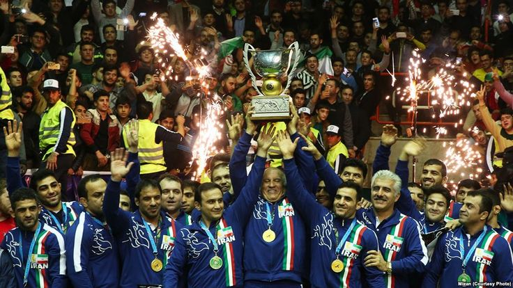 #world #news  Iran's National Wrestling Team Defeats U.S. To Win Freestyle…  #StopRussianAggression #FreeKarpiuk #lbloggers @thebloggerspost