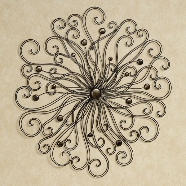 Iron Works Wall Decor Adds Symmetry To Your Dwelling 14
