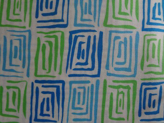 Ticklish Moda Fabric Me & My Sister Design by SquidLegsFabrics, $7.50