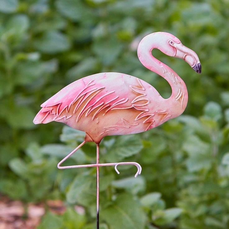 Our Best Outdoor Decor Deals in 2020 Flamingo garden