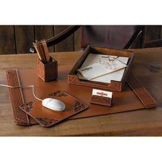 Western Classic Desk Accessories
