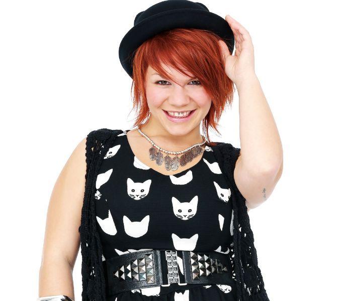 #MaxiPerezBursian ist #lesbisch und steht auf #AnitaLatifi #DeutschlandsuchtdenSuperstar #DSDS #DSDS14 #DSDS2014 #RTL  › Stars on TV
