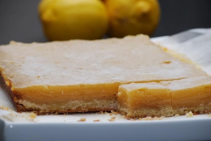 Donna Hay Lemon Squares