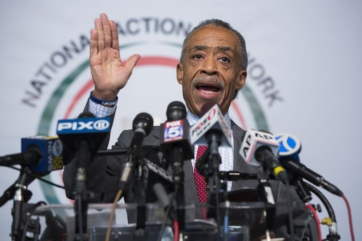 Join. was al sharpton is an asshole