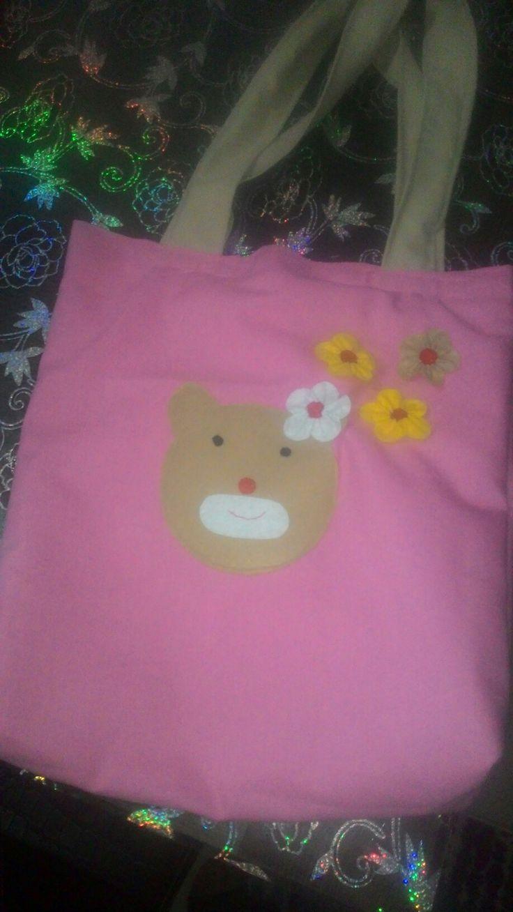 Çocuklar için plaj çantası