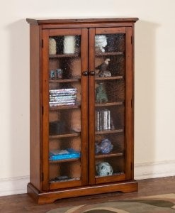 Timber Creek CD/ DVD Cabinet by Sunny Designs  http://www.60inchledtv.info/tvs-audio-video/television-accessories/cd-racks/timber-creek-cd-dvd-cabinet-com/