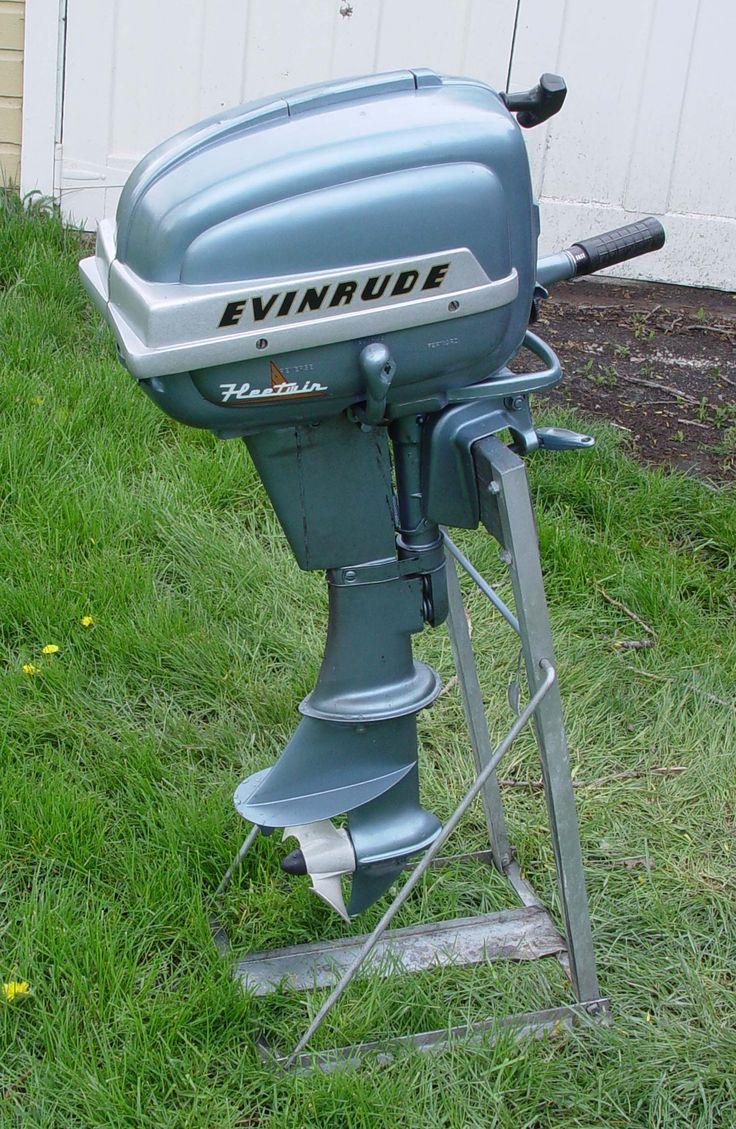 evinrude fleetwin 7.5 hp manual