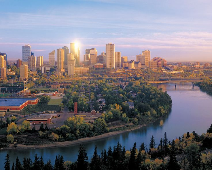 Edmonton, Canada | Edmonton's annual fringe theater festival is the second largest in the world after Edinburgh, while the yawning fissure of a river valley that splits the city in half is less a park than its own self-contained ecosystem.