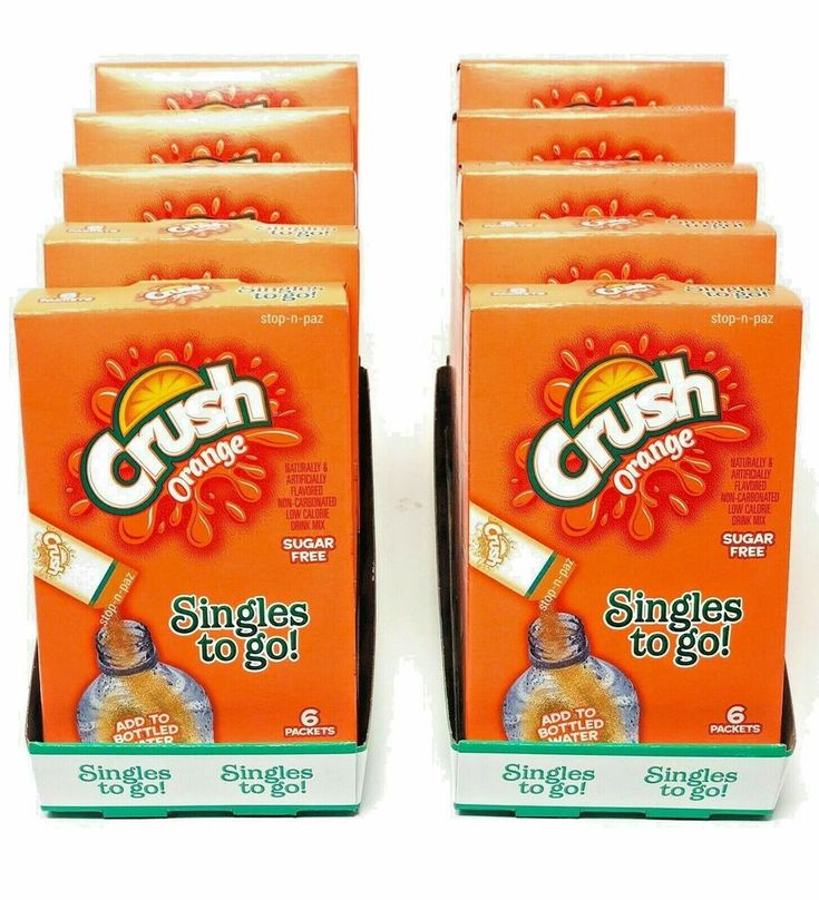 how to make an orange crush shot