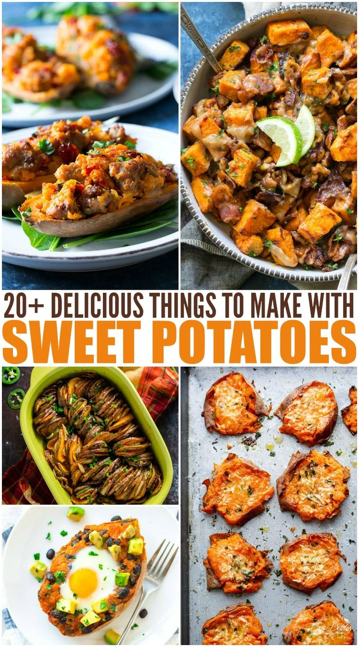 Every Fall I am on the hunt for some Delicious and Easy Sweet Potato Recipes. They go with so many holiday dinners, and everyone loves them!