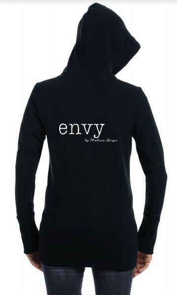 Envy by Melissa Gorga Zip Up Hoodie (Pre-Order)