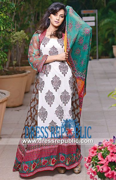 Ajwa Textile Pakistani Lawn 2014 Dresses Volume 1  Ajwa Textile Pakistani Lawn 2014 Dresses Volume 1 in San Jose, California, USA. Call Los Angeles (424) 248 5789. by www.dressrepublic.com