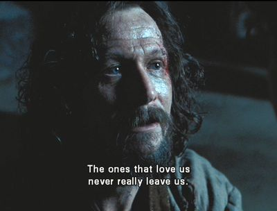 Sirius Black, my favorite Harry Potter character.