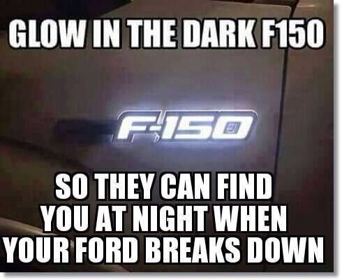 I hate Chevy but this is funny