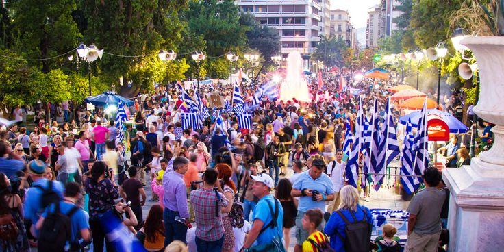Greek Independence Day Athens Parade