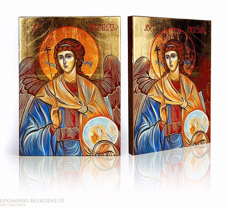 Ikona Archanioł Gabriel