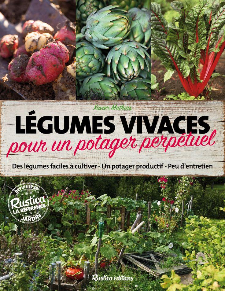 Le livre de Xavier Mathias intitulé « Légumes vivaces pour un potager perpétuel » donne les clés pour créer un jardin nourricier productif presque toute l'année ne nécessitant que très peu de temps et d'entretien, l'idéal en permaculture. Pour en savoir plus : http://www.permaculturedesign.fr/livre-permaculture-legumes-vivaces-pour-un-potager-perpetuel-Xavier-Mathias #IdeeLecture #livre #LivrePermaculture #PermacultureDesign #Permaculture #LegumesVivacesPourUnPotagerPerpetuel #XavierMathias