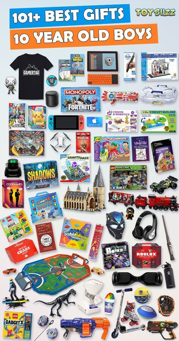 Gifts For 10 Year Old Boys 2020 List Of Best Toys Christmas Gifts For Boys 10 Year Old Gifts Christmas Gifts For 10 Year Olds