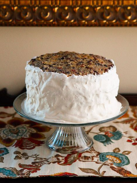 Lane Cake - History and Recipe for a Classic Southern Boozy Layer Cake on The History Kitchen
