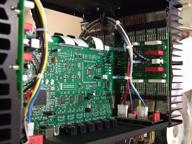 Altafidelidad.net - Jaume Font Borràs - Reparació Amplificador Mcintosh - Reparación Amplificador Mcintosh - Mcintosh Amplifier Reparation