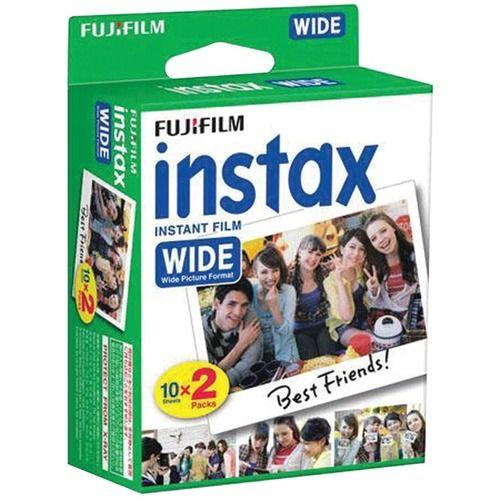 INSTAX WIDE FILM TWIN PK