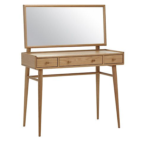 Buy ercol for John Lewis Shalstone Dressing Table Online at johnlewis.com