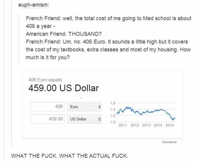 Why did they need to convert it was 406 euro too hard to understand lol<<< everyone has different currency a lot if America doesn't understand the euro system