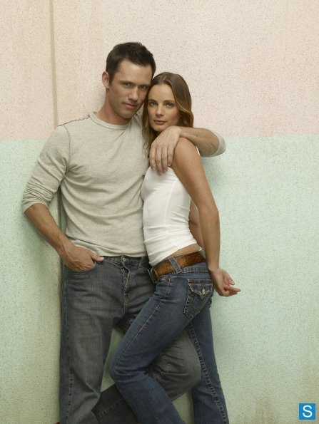 Photos - Burn Notice - Season 1 - Cast Promotional Photos - Burn Notice  Michael and Fi, finally together forever!!