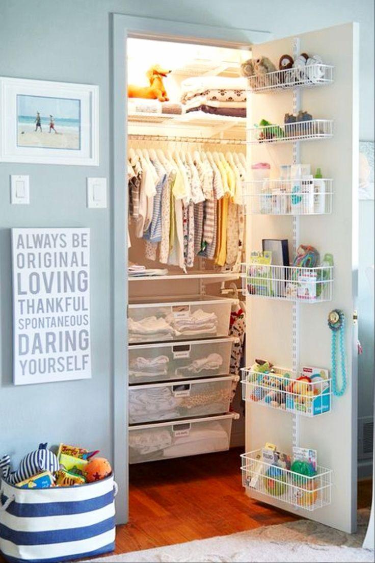 Best 25+ Kids wardrobe storage ideas on Pinterest | Kids wardrobe, Nursery  closet organization and Kid closet