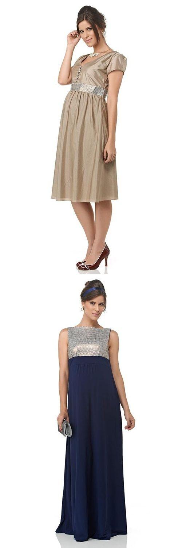 Vestidos (lindos!) para grávidas