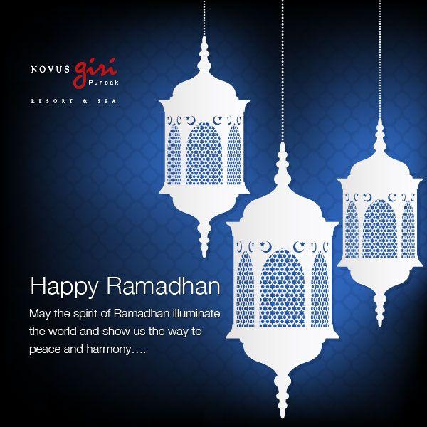 Ramadan wishes from Novus Giri