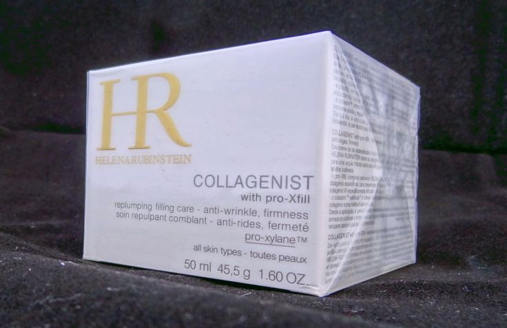 Helena Rubinstein Collagenist with Pro Xfill Replumping Filling Care #HelenaRubinstein