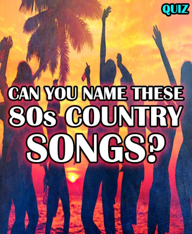 I Got 80s Country Lyrical Master!!! From Alabama to Dolly, you know your 80s Country songs! They just don't make Country anymore like they did in the 80s do they? We had so many songs to choose from it was nearly impossible to pick, and this quiz probably took us longer to make because we rocked out for half the time!  Anyway, you clearly know your 80s Country. You are probably that person that leaves the Country stations blasting in your car all day, and when one of these bad boys comes on…