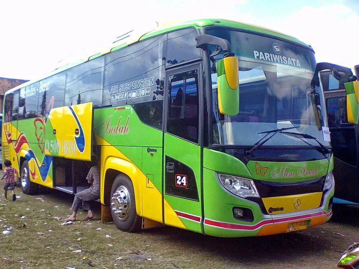 Bus Bantuan Lebaran 2014 Jatah Kutowinangun, Kebumen | Koleksi Foto Bus
