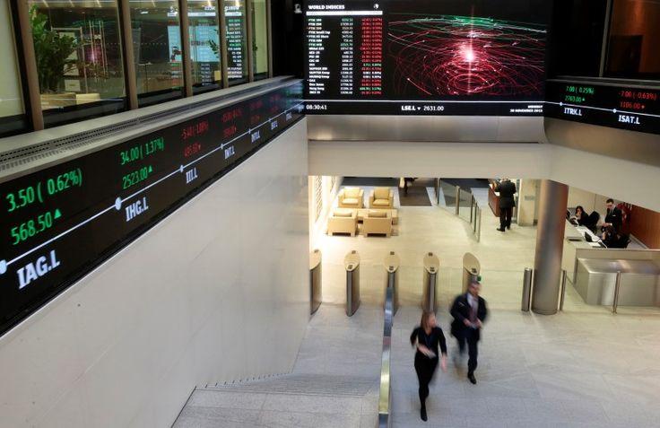 Birleşik Krallık piyasaları kapanışta düştü;  Birleşik Krallık 100 1,26% değer kaybetti - Birleşik Krallık piyasaları kapanışta düştü; Investing.com Birleşik Krallık 100 1,26% değer kaybetti