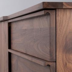 cabinets with finger pull cut outs - Google Search