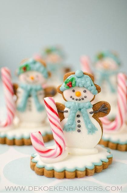 16 Holiday Desserts That Are Almost Too Cute To Eat