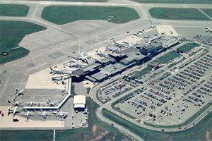 Halifax airport, Canada
