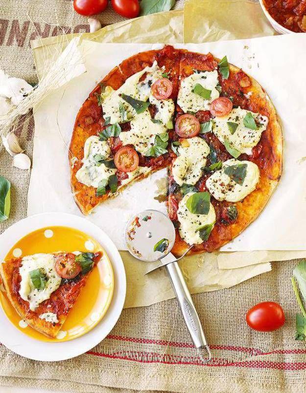 Bekannt Les 25 meilleures idées de la catégorie Pizza sans fromage sur  SO81