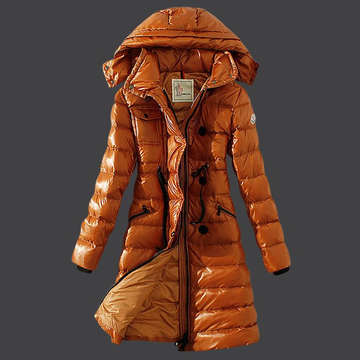 11 best Moncler Down Coat Featured Women's Slim Windproof images ...