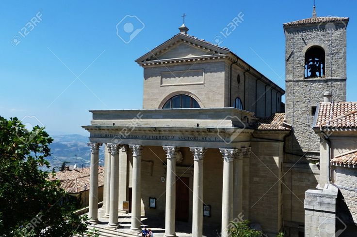 http://www.123rf.com/photo_55222962_basilica-del-santo-republic-of-san-marino.html