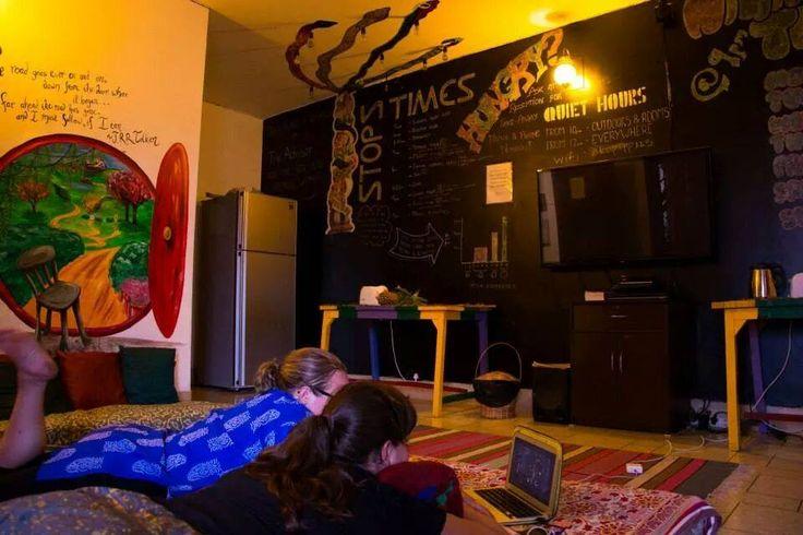 Stops Hostel, Backpacker Hostels in India