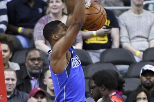 The King spoke Saturday night, saying the New York Knicks messed up by not drafted Dallas Mavericks guard Dennis Smith Jr.