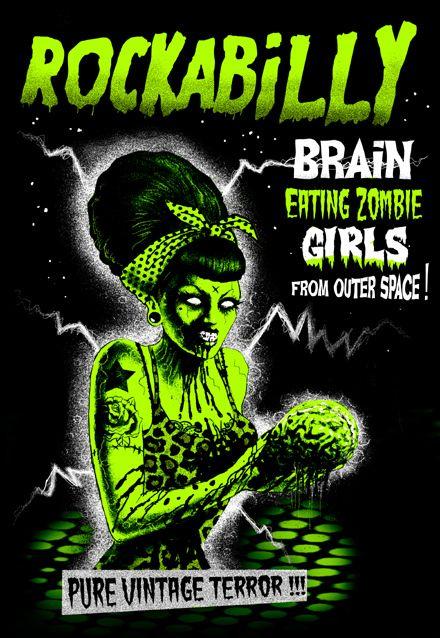 Zombie Girl/Rockabilly
