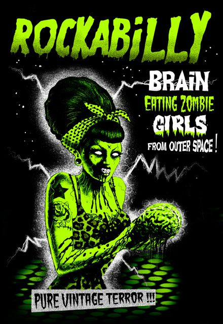 Zombie Girl/Rockabilly
