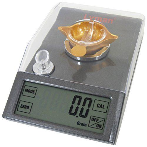 Lyman Products Pro-Touch 1500 Desktop Reloading Scale by Lyman. Lyman Products Pro-Touch 1500 Desktop Reloading Scale. One Size.