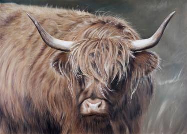 "Saatchi Art Artist Nicola Colbran; Painting, ""'The Fringe'"" #art"