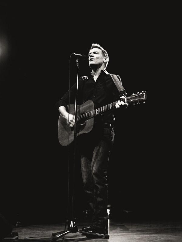 famous Canadian singer, Bryan Adams